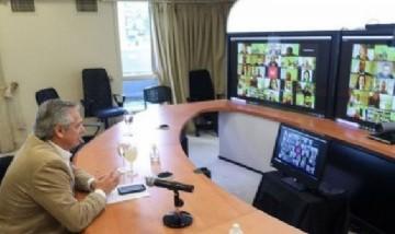 Alberto Fernández mantendrá un encuentro virtual con referentes de Juntos por el Cambio