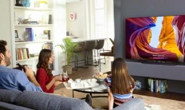 Llegan al país los primeros televisores con IA
