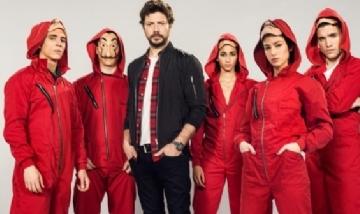 """Confirmaron la quinta temporada de """"La Casa de Papel"""""""