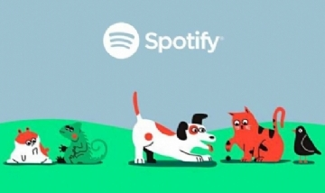 Spotify ofrece playlists especiales para mascotas