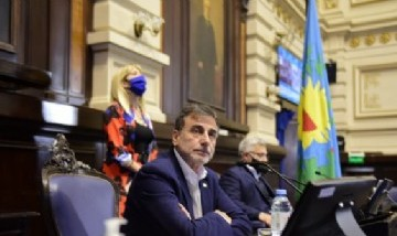 Por iniciativa de Rubén Eslaiman la Ruta Provincial N° 6 fue declarada de interés productivo por la Cámara de Diputados de la Provincia