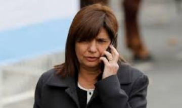 Patricia Bullrich defendió al policía que mató a un hombre