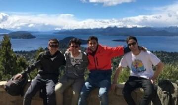 Pablo y sus Amigos desde el Sur de Argentina.