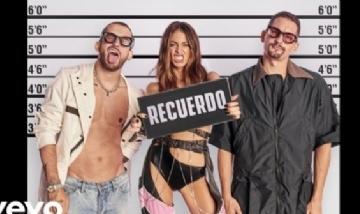 "Tini estrenó ""Recuerdo"" junto a Mau y Ricky"