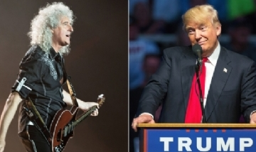 Queen le prohíbe a Donald Trump el uso de su música
