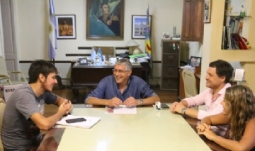 San Andrés de Giles apuesta por los jóvenes