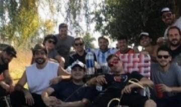 Manuel y sus amigos, Santa Fe.
