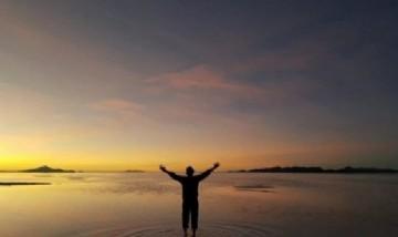 Juli , Salar de Uyuni