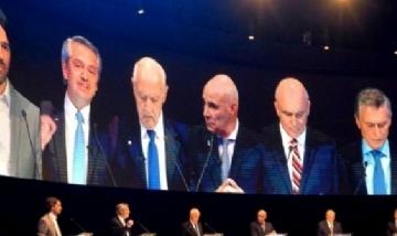 Video: : El debate presidencial versión animé