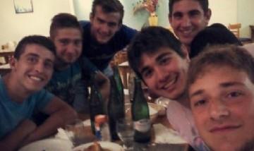 Sebastián y sus amigos, Rosario.