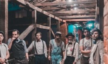 La banda colombiana Nasa Histoires lanza su álbum debut 'Aquellas historias'
