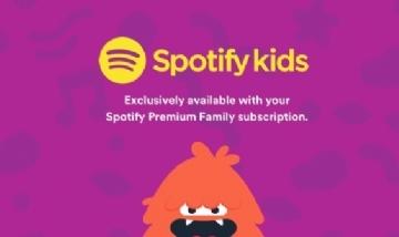 Spotify Kids la nueva app musical para los más pequeños