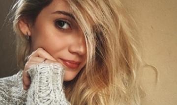 Sasha Ferro (@sashaferro)