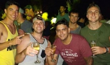 Nico y sus amigos, Ramallo.