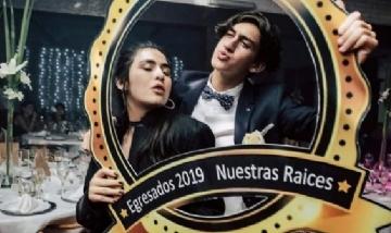 Egresados de la promo 2019, Colegio Nuestras Raices, Tigre, Bs. As.