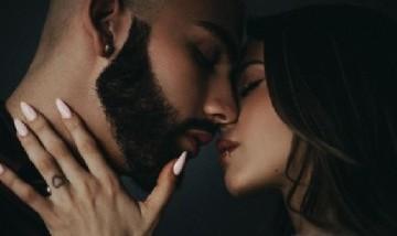 Tini y Manuel Turizo lanzaron el videoclip de 'Maldita foto'