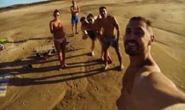 Santi y sus amigos, Entre ríos, Argentina.