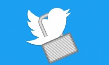 Twitter anunció que borrará cuentas inactivas