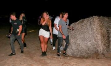 Descontrol en La Costa: desactivaron una fiesta clandestina con 2 mil personas