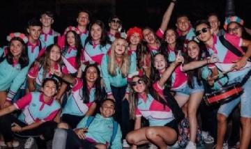 La promoción 2020 del Instituto Lanteriano de Río Cuarto, Córdoba.