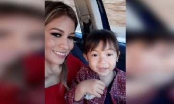 Lina y su hija Sara Valentina desde Zacatecas, México.