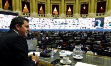 Massa habló sobre el proyecto de moratoria que se tratará en Diputados