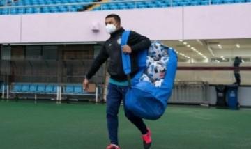 La AFA envió al Ministerio de Salud el protocolo para el regreso a los entrenamientos de fútbol