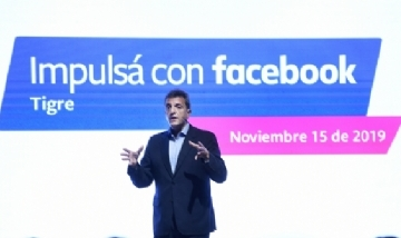 """Massa: """"La Argentina que se inicia en 25 días viene a ayudar al conocimiento y al talento, no a ponerle obstáculos"""""""