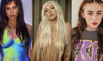 Christina Aguilera anticipa su regreso a la música junto a Nathy Peluso y Nicki Nicole
