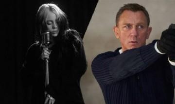 """Billie Eilish se luce en el video de la nueva película de James Bond: """"Sin tiempo para morir"""""""