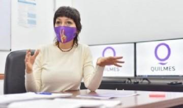 La intendenta de Quilmes Mayra Mendoza dio positivo para coronavirus