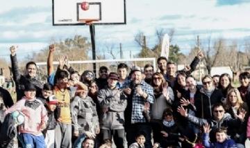 Jornada sociocultural y deportiva en Carmen de Areco