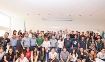 """San Fernando: empezó el programa """"Juventudes con Voz"""""""