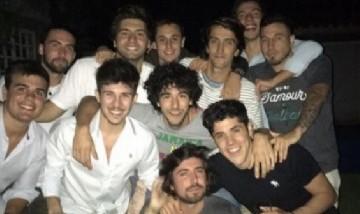 Franco y Sus Amigos, Darling House, Junín