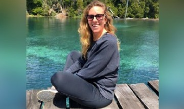 Vicky, Lago Nahuel Haupi